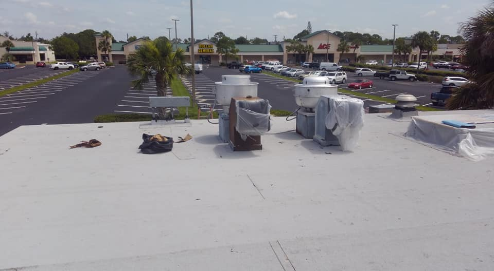 Commercial roofing Naples, FL
